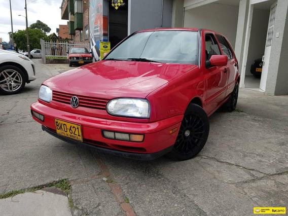 Volkswagen Golf 1.8 Fe Mt Sport 5 Puertas