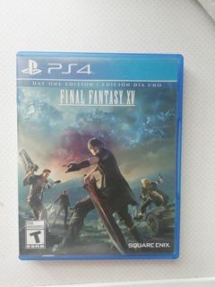 Juego Play 4, Final Fantasy Xv