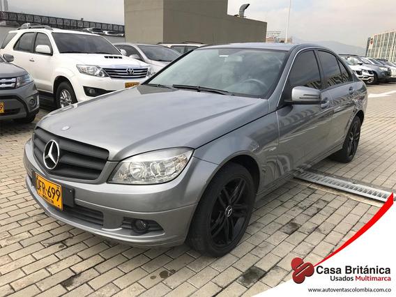Mercedes Benz C180 Automatica 4x2 Gasolina