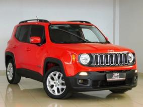 Jeep Renegade Longitude 1.8 16v Flex, Qdl6908