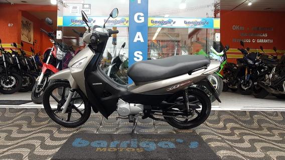 Honda Biz 125 Es 2008 Cinza Impecável