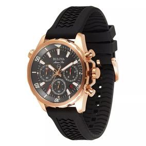 Relógio Bulova Marine Star Wb31934p / 97b153