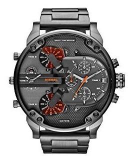 Relógio Diesel Mr Daddy 2 Dz7315 - Original Com Certificado