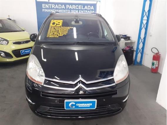 Citroen Grand C4 Picasso Exclusive 2.0 16v Gasolina Automá