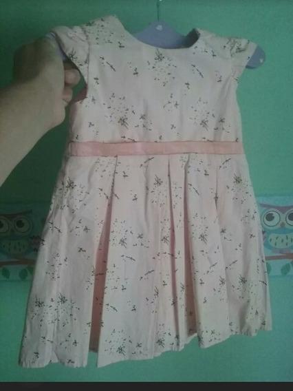 Vestido De Nena Delicado. Hermoso!!