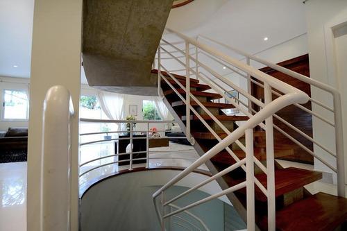 Imagem 1 de 30 de Casa De Condomínio 4 Suites, 5 Vagas  - Brooklin Velho - Ca0918