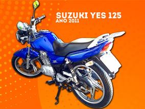 Suzuki Yes 125 | Baixa Quilometragem