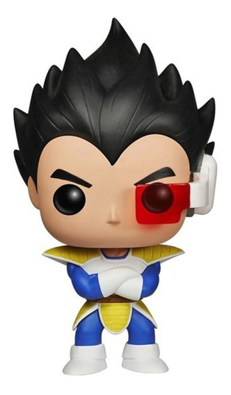 Boneco Funko Pop Anime Dragon Ball Z Vegeta 10