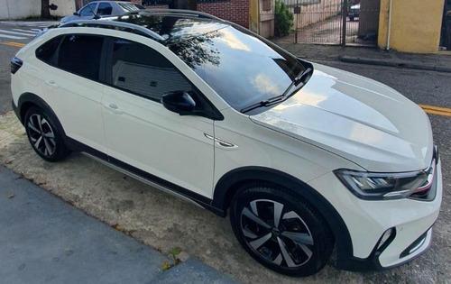 Imagem 1 de 6 de Volkswagen Nivus 2021 1.0 Flex Highline Branco