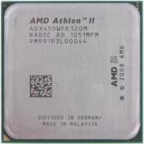 Athlon Ii 2 64 X3 455 3.3ghz Socket Am3 Tri Core E Garantia