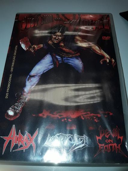 Just Kill And Kill Again ...dvd . Novo