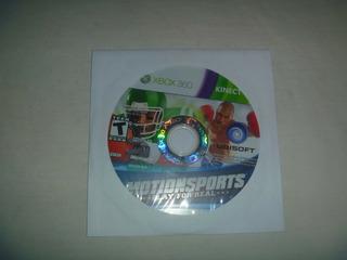 Motion Sports Motionsports Usad Kinect Xbox 360 Blakhelmet C