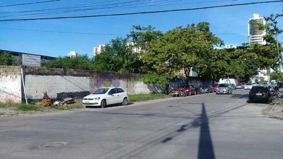 Terreno Com 1.212 M² De Esquina Na Imbiribeira, Recife - Pe. Excelente Local! - 605