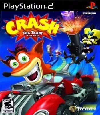 Crash Bandicoot Coleção (6 Jogos) Ps2 Dvd
