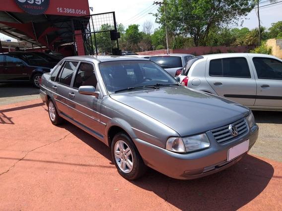 Volkswagen Santana 1.8 Cinza 2003