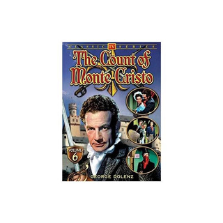 Count Of Monte Cristo Vol 6 Count Of Monte Cristo Vol 6 Dvd