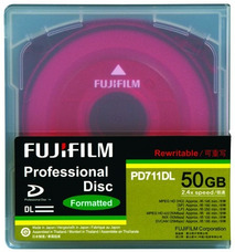 Fujifilm Pd711 Xdcam 50gb Disco Optico Profissional 2.4x
