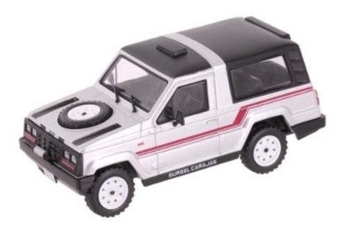 Imagem 1 de 6 de Miniatura Carros Inesquecíveis  Gurgel Carajás (1986)
