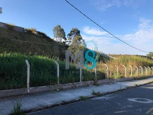 Terreno  A Venda, Vila Suissa, Mogi Das Cruzes. - Te0001