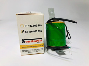 Bobina Para Eletrificador St 150km Bv Com Núcleo - Sentinela