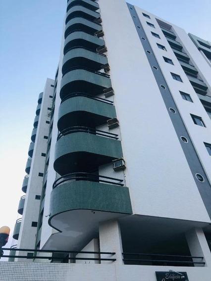 Apartamento Em Intermares, Cabedelo/pb De 159m² 4 Quartos À Venda Por R$ 375.000,00 - Ap211535