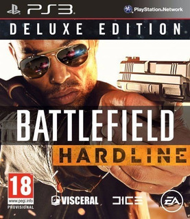 Battlefield Hardline Juego Ps3 Playstation 3 Original
