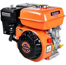 Motor Estacionário A Gasolina Eixo Horizontal 5,5hp 163cc-vu
