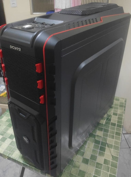 Pc Gamer Ryzen 5 + R9 270x 4gb + Ssd 240gb + 320gb+8gb Ram