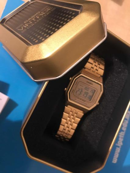 Reloj Casio Vintage Dama