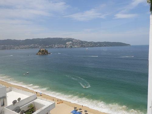 Exclusivo Penthouse En Costera Con Vista A La Bahía De Acapulco