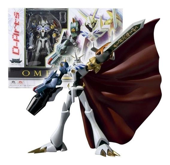 Boneco Omegamon Omnimon D-arts Original Digimon Figuarts