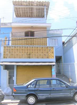 Casa Próxima Ao Shopping Tietê Plaza E Terminal Pirituba.