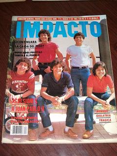 Impacto Menudo Revista