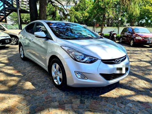 Hyundai Elantra 1.8 Gls At. 2013 68.000km Tomo Usado Fcio.
