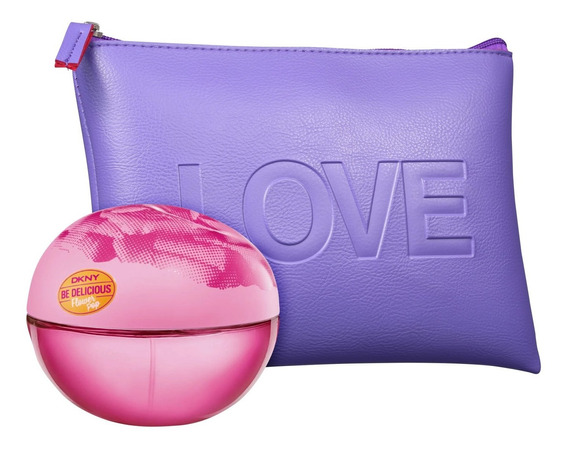 Conjunto Be Delicious Flower Pop Pink Love Dkny (2 Produtos)