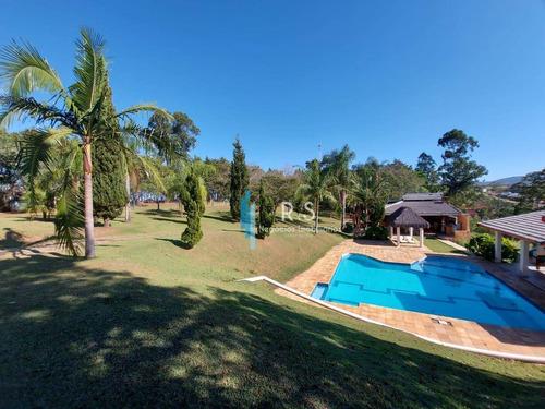 Chácara Com 5 Dormitórios À Venda, 7342 M² Por R$ 2.000.000,00 - Arataba Ii - Louveira/sp - Ch0037