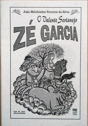 Imagem 1 de 2 de Literatura De Cordel - O Valente Sertanejo Zé Garcia