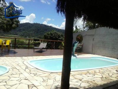 Chácara Residencial À Venda, Chácara Guanabara, Guararema. - Ch0022