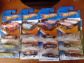 Lote Hot Wheels Superized Super Thunt$ 1:64 Mustang Camaro