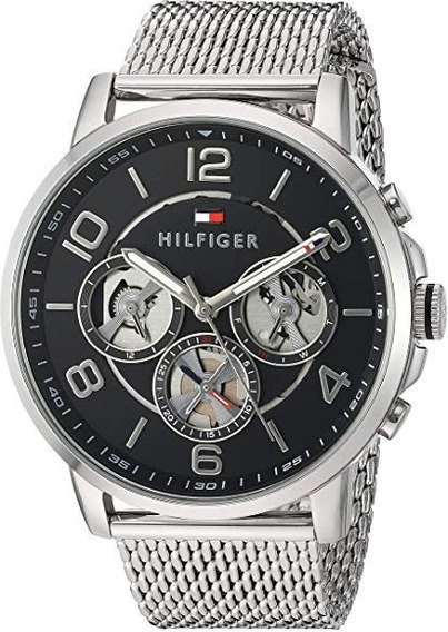 Relógio Masculino Tommy Hilfiger 1791292 Importado Original