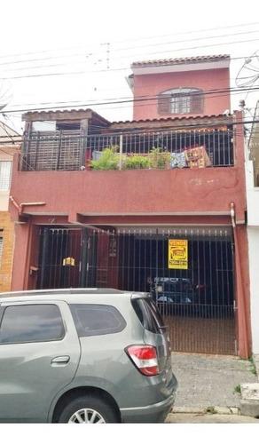 Imagem 1 de 11 de Lindo Sobrado, Vila Ayrosa, Osasco!!! - So2095
