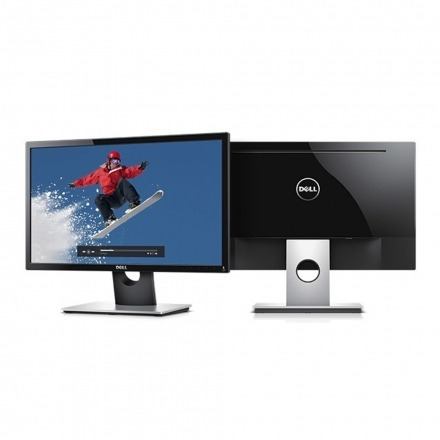 Monitor Dell Led 21.5  Se2216h Fhd/vga/hdmi