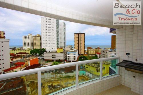 Imagem 1 de 17 de Apartamento 2 Dorms, Caiçara, Praia Grande, R$ 349 Mil, Ap00442 - Vap00442