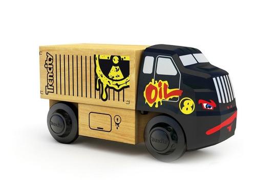 Imagen 1 de 6 de Trencity Oil Premium Colección Villanos - Tienda Oficial -