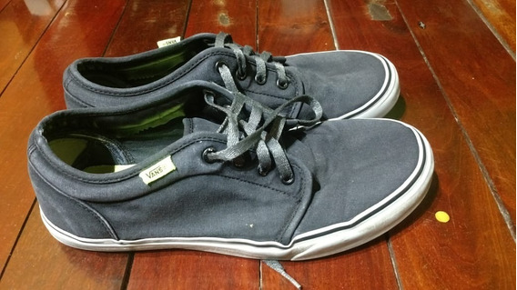 Zapatillas Vans Atwood Hombre Talle 9.5 Us 42 Arg