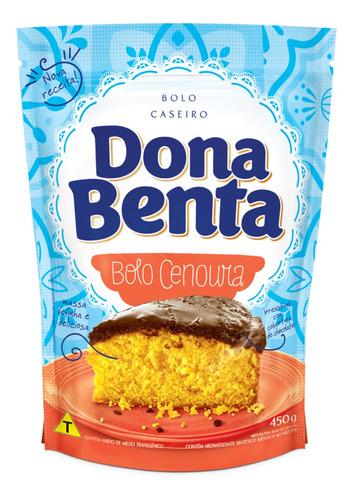 Mistura Para Bolo Cenoura Dona Benta 450g