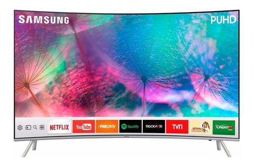 Led Curvo 55  4k Ultra Hd Smart Tv|un55nu730kxzl