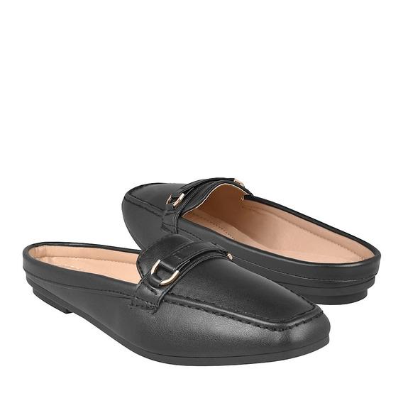 Zapatos Casuales Para Dama Furor 15780 Negro