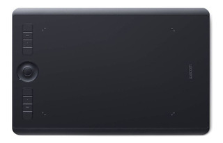 Tableta digitalizadora Wacom Intuos Pro L Black