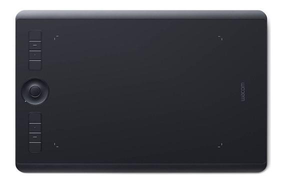 Mesa digitalizadora Wacom Intuos Pro L Black